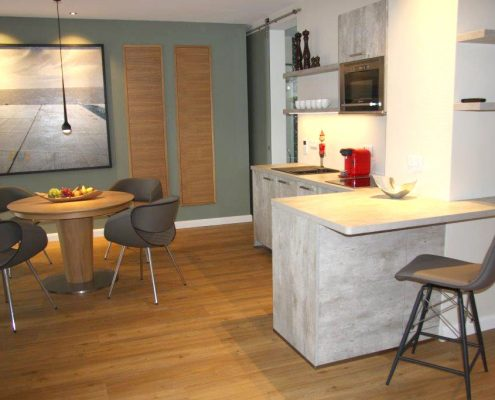 Suite Appartment Hotel Seenelke Wilhelmshaven
